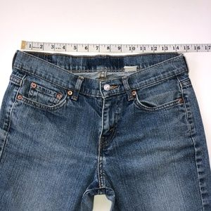 Levi's Shorts - Levi's Distressed Jeans Shorts